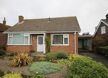 Thumbnail 3 bed detached bungalow for sale in Wrangham Drive, Hunmanby
