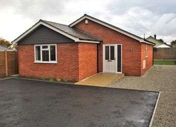 Thumbnail 2 bedroom detached bungalow for sale in Victoria Road, Ferndown
