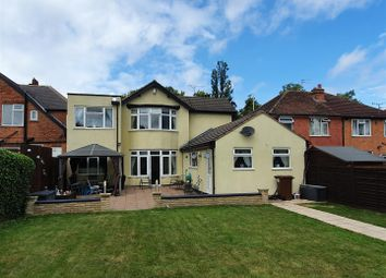 Thumbnail 4 bed detached house for sale in Melton Road, Syston, Leicester