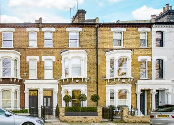 Thumbnail 6 bed terraced house for sale in Favart Road, London