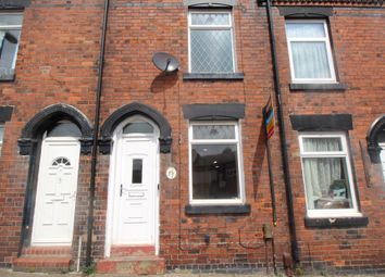 Thumbnail 2 bed terraced house for sale in Nicholas Street, Stoke-On-Trent, Staffordshire