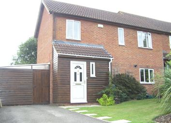 Thumbnail 2 bedroom property to rent in Swallowfields, Andover