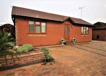 Thumbnail 2 bed detached bungalow for sale in Station Road, Canvey Island, Essex