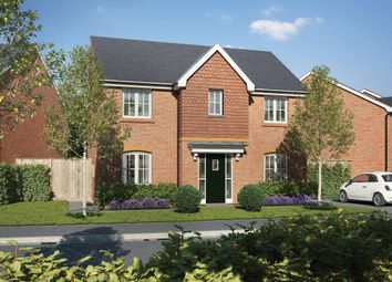 Thumbnail 4 bed detached house for sale in Plot 4, Bunbury, Brook Meadow, Loggerheads