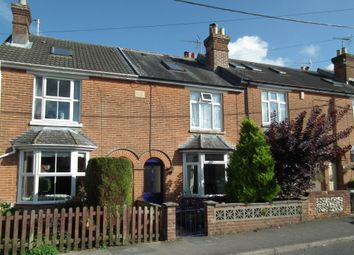 Thumbnail 3 bed terraced house to rent in Bridge Road, Alresford, Hampshire
