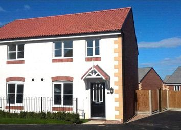 Thumbnail 3 bedroom end terrace house for sale in Ravensworth Close, Hamilton, Leicester