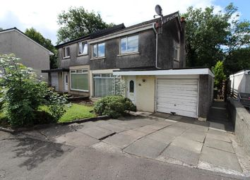 Thumbnail 3 bed semi-detached house for sale in Woodside Road, Tullibody, Alloa, Clackmannanshire