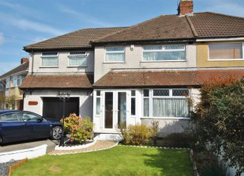 Thumbnail 4 bed property for sale in Millbrook Avenue, Brislington, Bristol