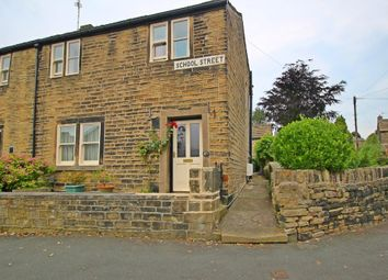 Thumbnail 2 bed cottage for sale in School Street, Honley, Holmfirth