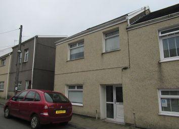 4 bed end terrace house for sale in Caerau Road, Maesteg, Bridgend. CF34