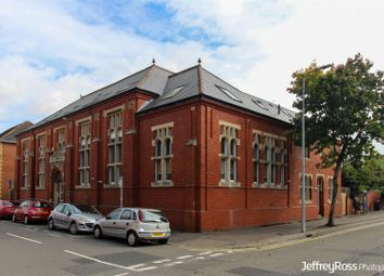 Thumbnail 3 bed flat to rent in Redlaver Street, Cardiff