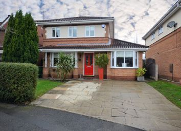 Thumbnail 4 bed detached house for sale in Alder Drive, Timperley, Altrincham