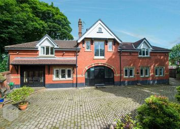Thumbnail 4 bed detached house for sale in Willbutts Lane, Rochdale, Bury, Lancashire