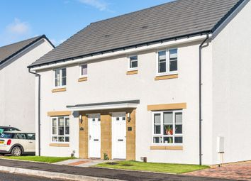 "Thumbnail 3 bedroom terraced house for sale in ""Coull"" at Barochan Road, Houston, Johnstone"