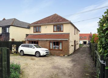 Thumbnail 5 bed detached house for sale in Milton Road, Sutton Courtenay, Abingdon