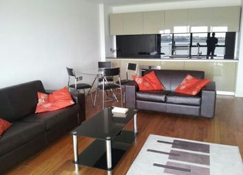 Thumbnail 2 bed flat to rent in Waterside, William Jessop Way, Liverpool