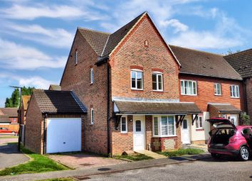 Thumbnail 4 bed end terrace house to rent in Watersmead Drive, Littlehampton