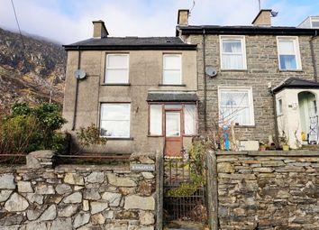 Thumbnail 3 bed semi-detached house for sale in Heulfryn Terrace, Blaenau Ffestiniog