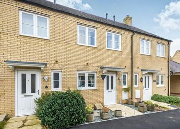 Thumbnail 2 bed terraced house for sale in Markham Rise, Goldington, Bedford, Bedfordshire