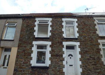 3 bed terraced house for sale in Oakfield Terrace, Nantymoel, Bridgend. CF32