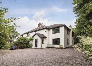 Thumbnail 4 bed semi-detached house for sale in Norley Road, Norley, Cheshire