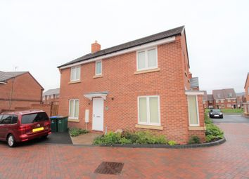 Thumbnail 3 bed detached house to rent in Signals Drive, Coventry