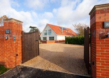5 bed detached house for sale in Cole End Lane, Sewards End, Saffron Walden CB10