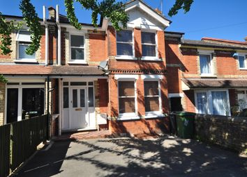 Thumbnail 3 bed terraced house to rent in St. Philips Avenue, Maidstone