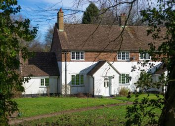 Forest Cottages, Buck Street, Challock, Ashford TN25. 3 bed semi-detached house for sale