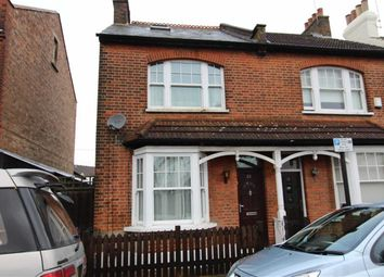 Thumbnail 2 bedroom semi-detached house for sale in Springfield Road, North Chingford, London
