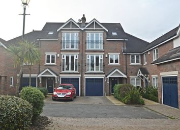 Thumbnail 3 bed town house for sale in Lancaster Gardens, Bromley, Kent