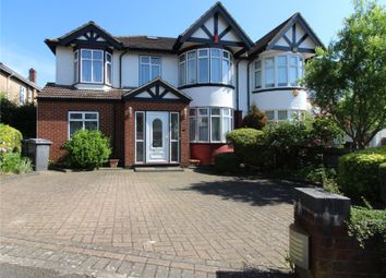 Thumbnail 5 bedroom semi-detached house to rent in Gibbs Green, Edgware