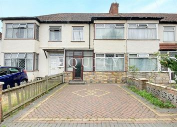 Thumbnail 3 bed terraced house for sale in Cuckoo Hall Lane, Edmonton