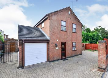 Thumbnail 4 bed detached house for sale in Thorpes Road, Heanor
