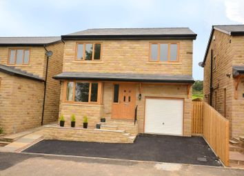 Thumbnail 4 bedroom detached house for sale in Meadow Gate, Idle, Bradford, West Yorkshire