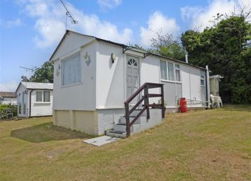 Thumbnail 2 bed mobile/park home for sale in Fourth Avenue, Eastchurch, Sheerness, Kent