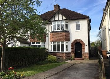 Thumbnail 3 bed semi-detached house to rent in Pinelands, Bishop's Stortford