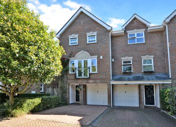 Thumbnail 3 bed end terrace house for sale in Raphael Drive, Thames Ditton