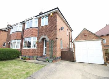 Thumbnail 3 bedroom semi-detached house for sale in Charnwood Avenue, Littleover, Derby