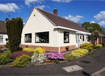 Thumbnail 3 bed detached bungalow for sale in Walsingham Crescent, Leicester Forest East