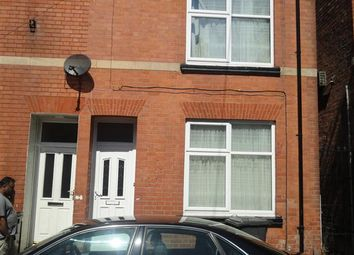 Thumbnail 5 bed terraced house to rent in Dashwood Road, Leicester