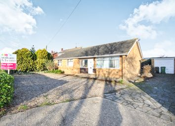 Thumbnail 3 bedroom detached bungalow for sale in West Street, Tollesbury, Maldon