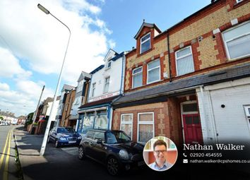 1 bed flat for sale in Clive Road, Canton, Cardiff CF5