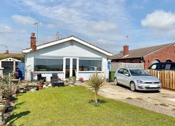 Thumbnail 2 bed detached bungalow for sale in The Promenade, Scratby, Great Yarmouth