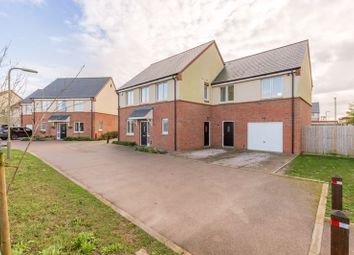 Thumbnail 5 bed detached house for sale in Stone Row Cottages, Cherry Close, Stratton Audley, Bicester