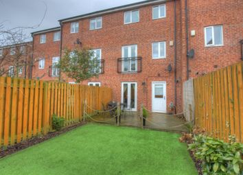 Thumbnail 4 bed town house for sale in Burnleys Mill Road, Gomersal, Cleckheaton
