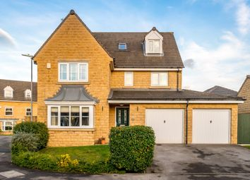 Thumbnail 6 bed detached house for sale in Aspen Grove, Northowram, Halifax