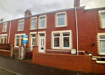 Thumbnail 3 bed terraced house to rent in Park Street, Kenfig Hill