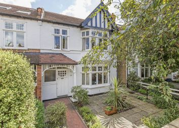 Thumbnail 4 bedroom semi-detached house for sale in Madrid Road, Barnes, London