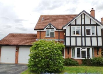 Thumbnail 4 bed detached house for sale in Saxton Drive, Four Oaks, Sutton Coldfield
